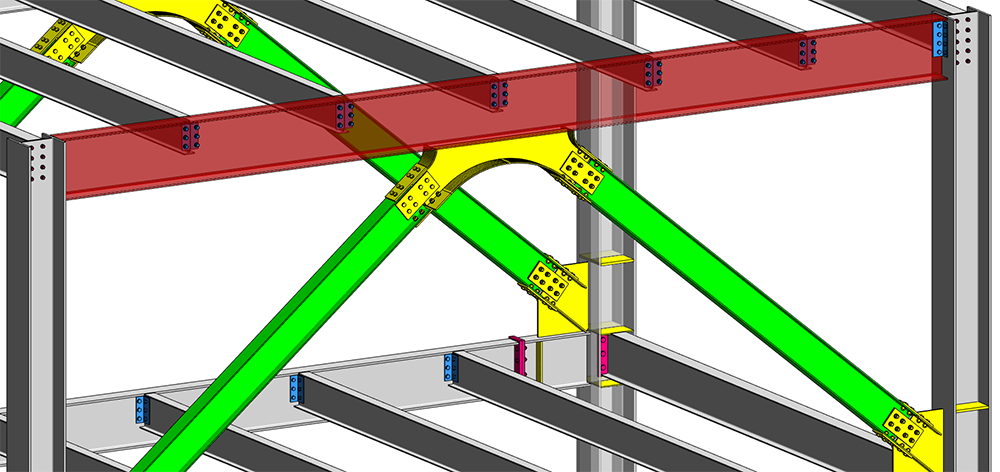 Course Image Design of a beam structure (BEMPP19A6 spring 2020)