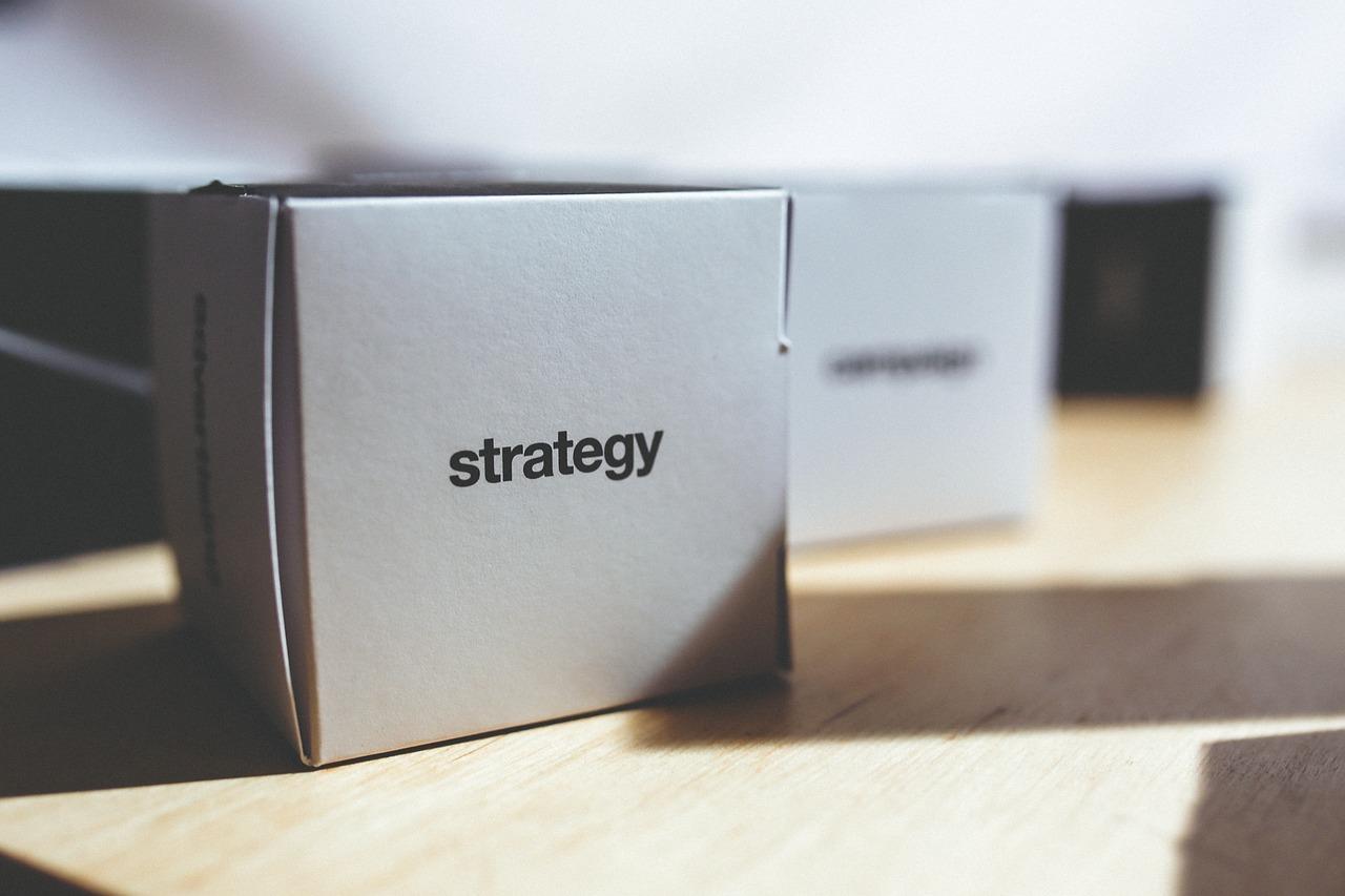 Course Image Strategic Management / Full-time IB00BX08-3002