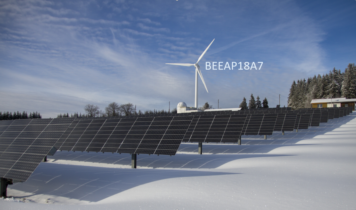 Course Image Distributed Small Scale Energy Solutions - BEEAP18A7