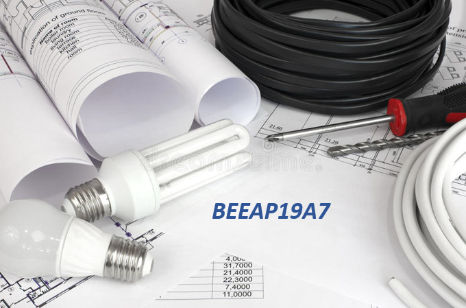 Course Image Electrical Networks for Buildings - BEEAP19A7