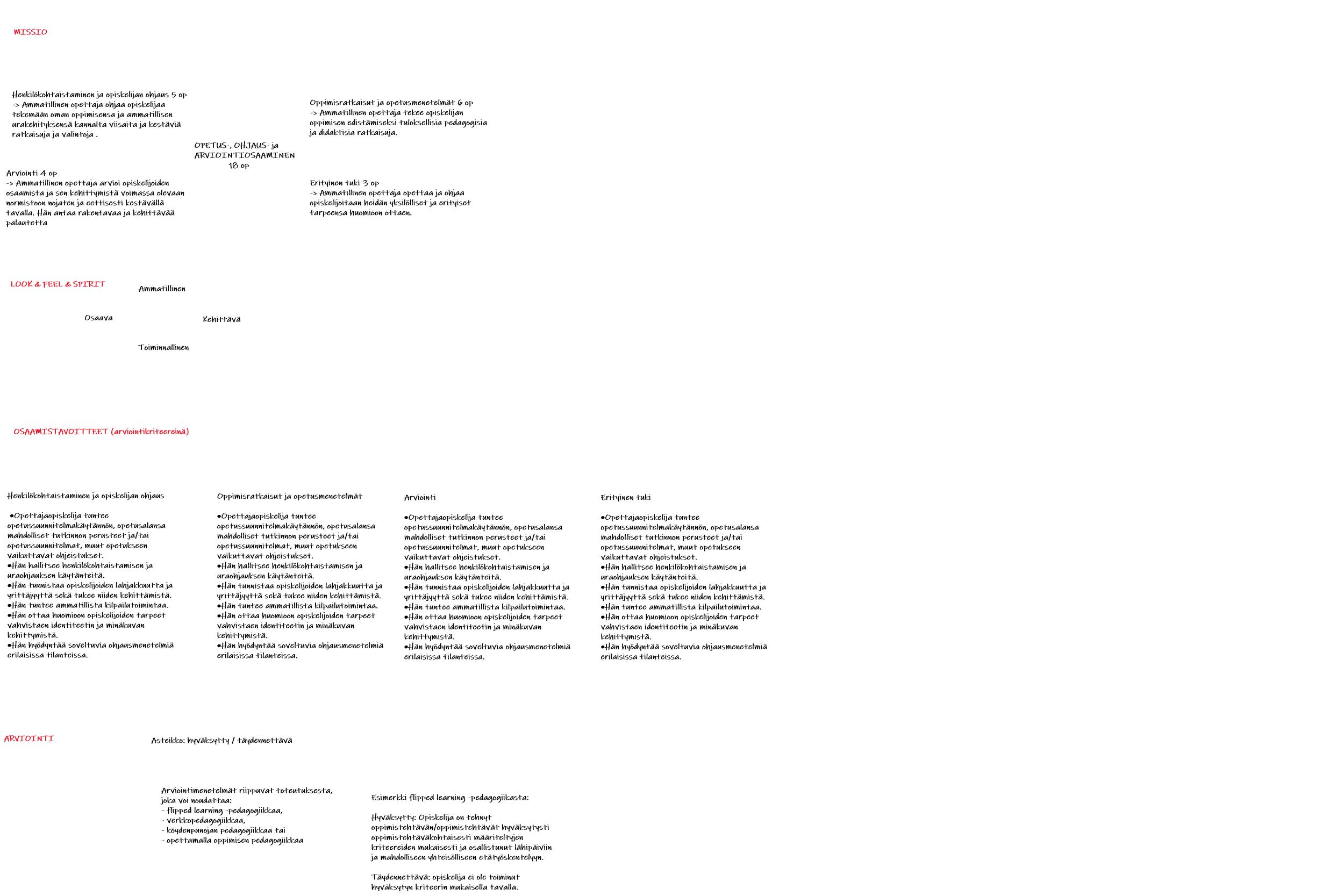 Course Image Opetus-, ohjaus- ja arviointiosaaminen 2020 - HL20B1 Heikki Hannula