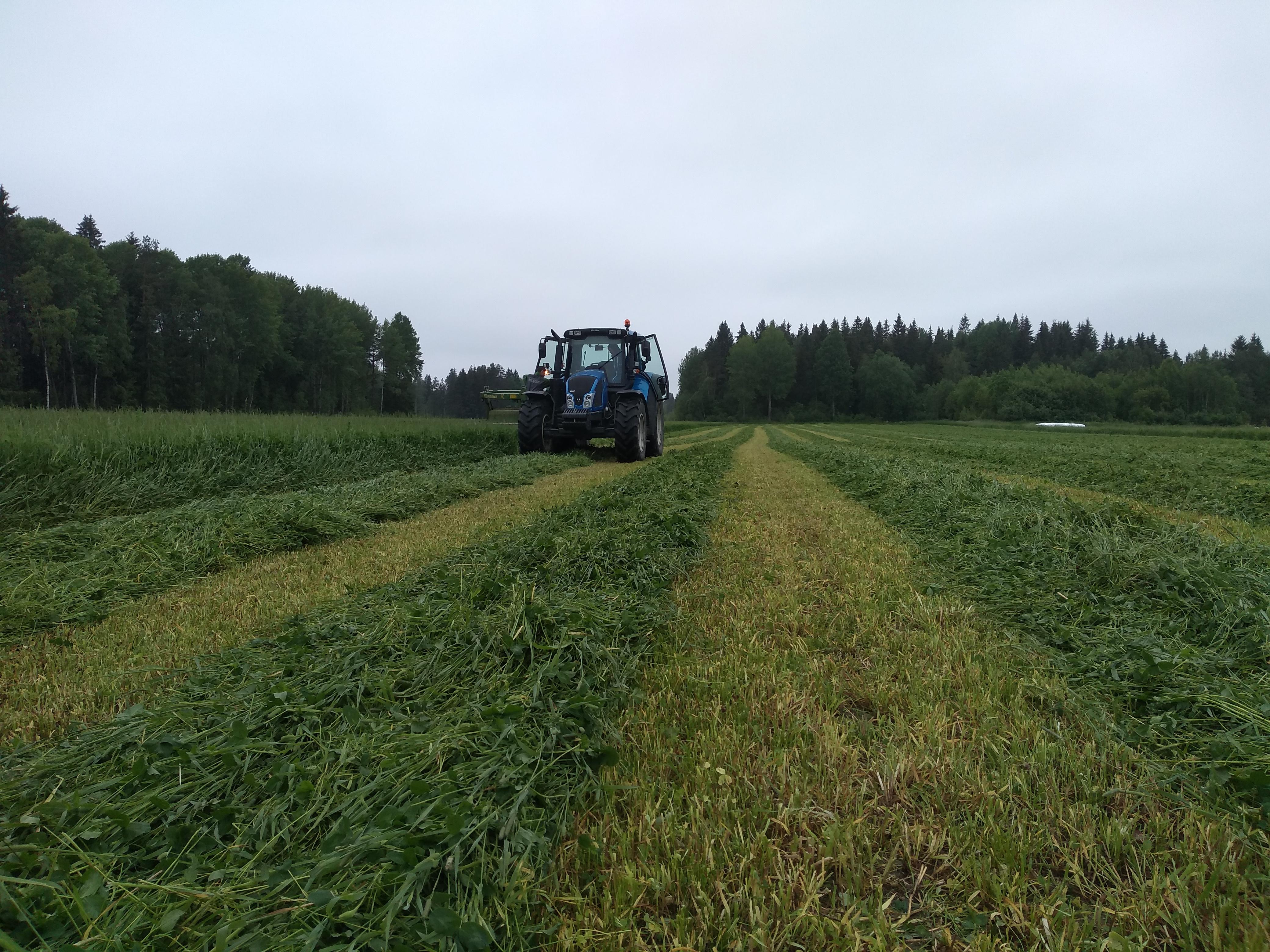 Course Image Työskenteleminen maatalousalalla 2020