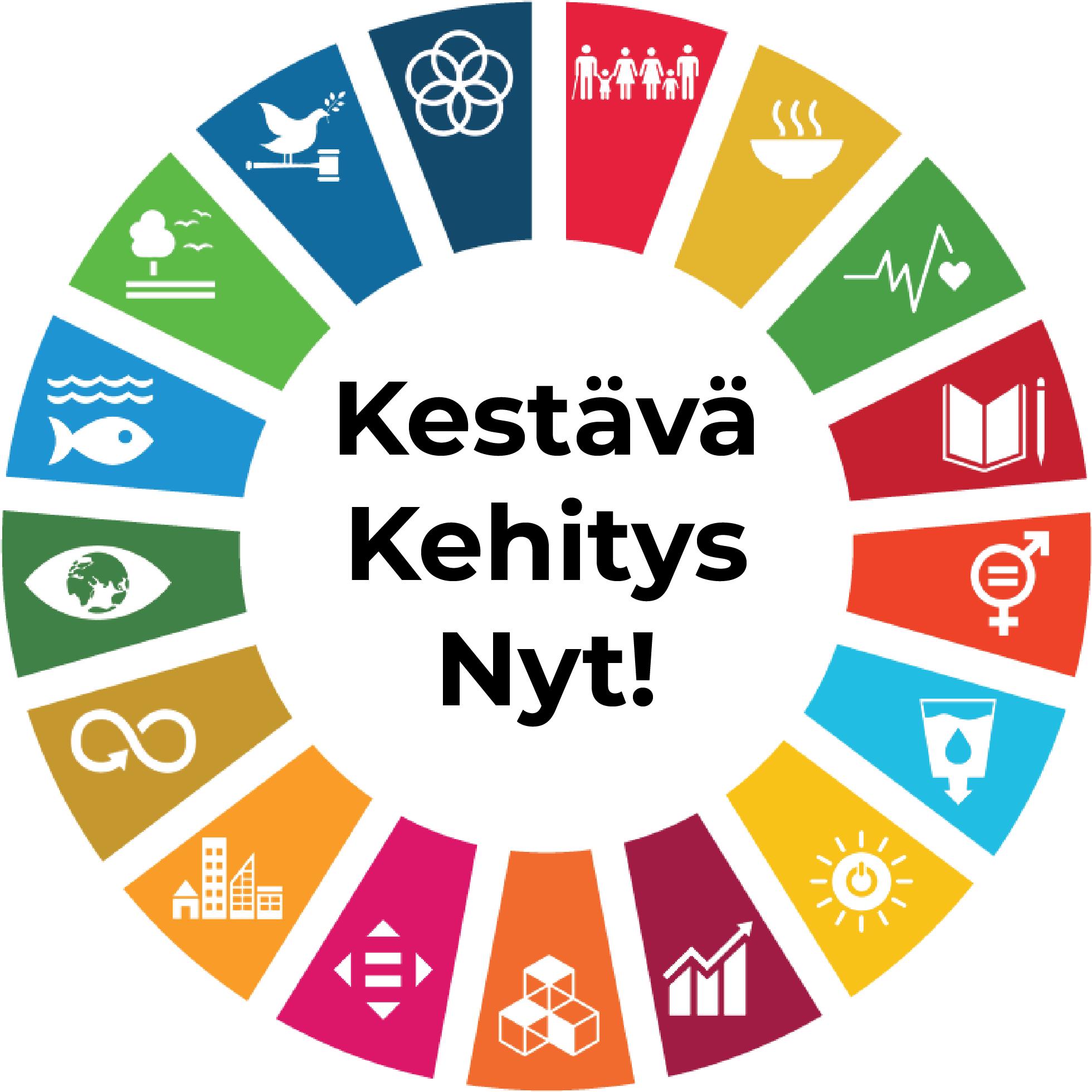 Course Image Kestävä Kehitys.Nyt Metropolia Ammattikorkeakoulu