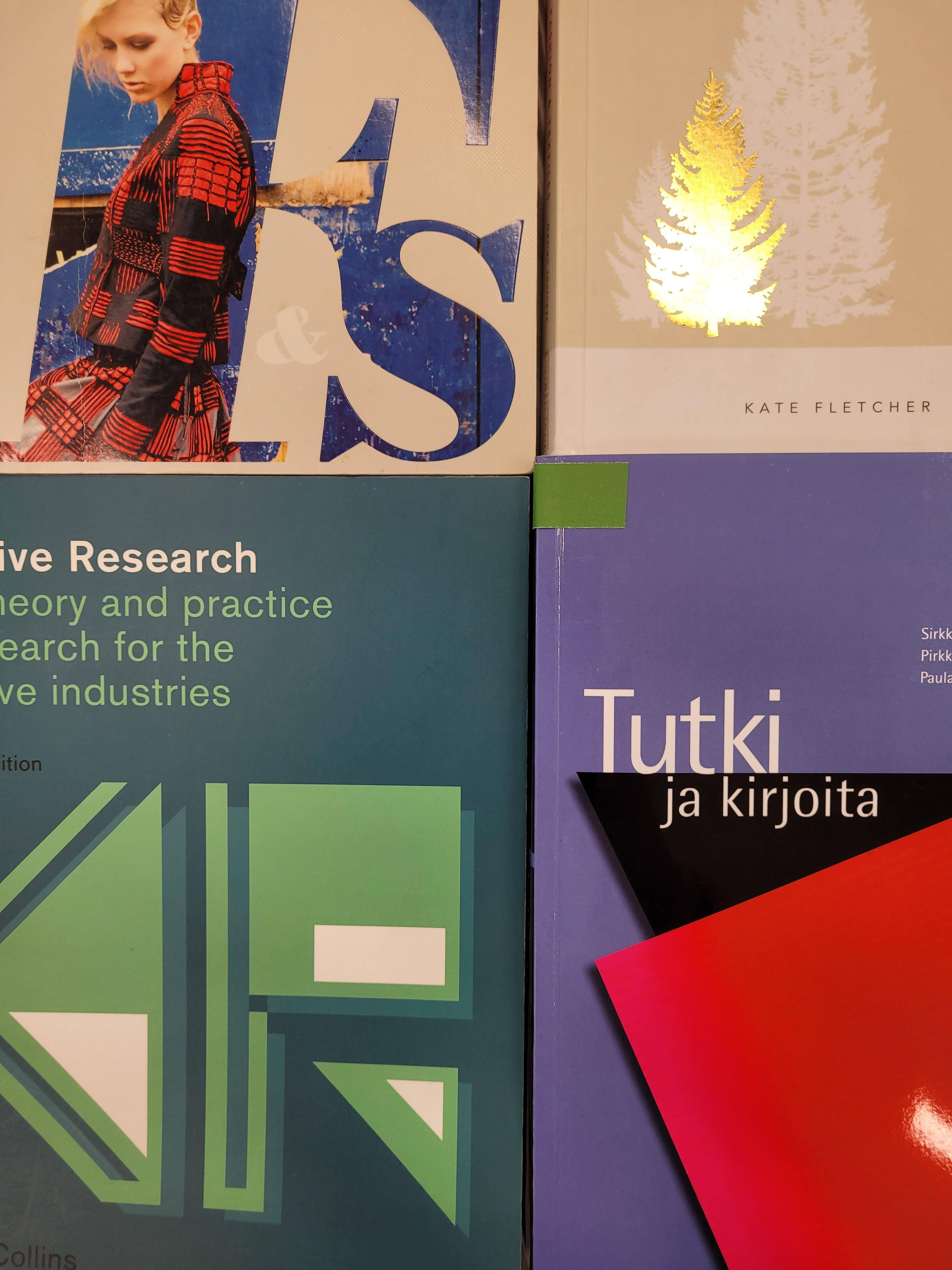 Course Image 18 / Muotoilu opinnäytetyö