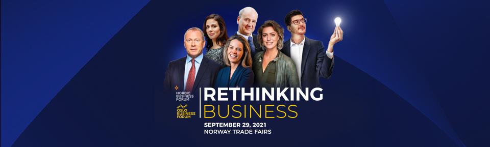 Course Image Oslo Business Forum 2021